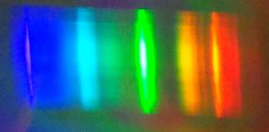 Fluorescent Lamp Spectrum