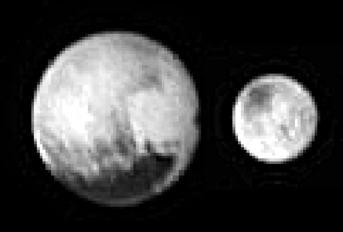 Pluto and Charon Enhanced
