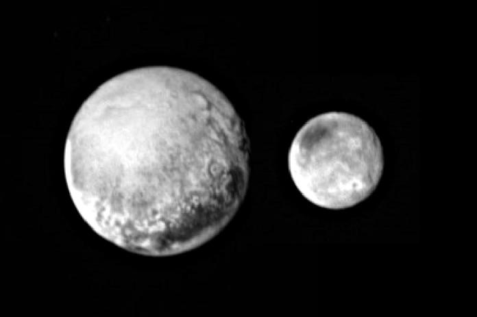 Pluto and Charon Jul 13