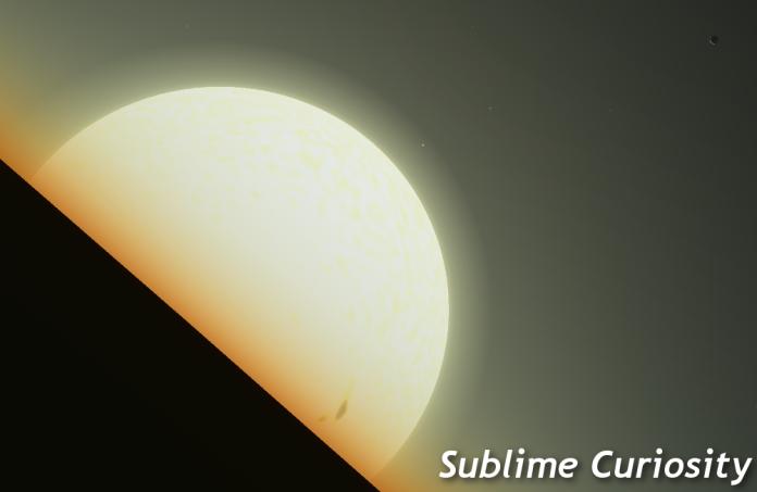 4-5 Solar Radii