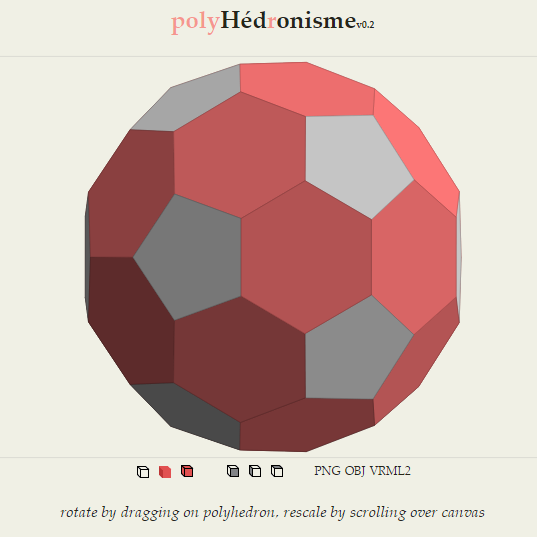 Truncated Icosahedron